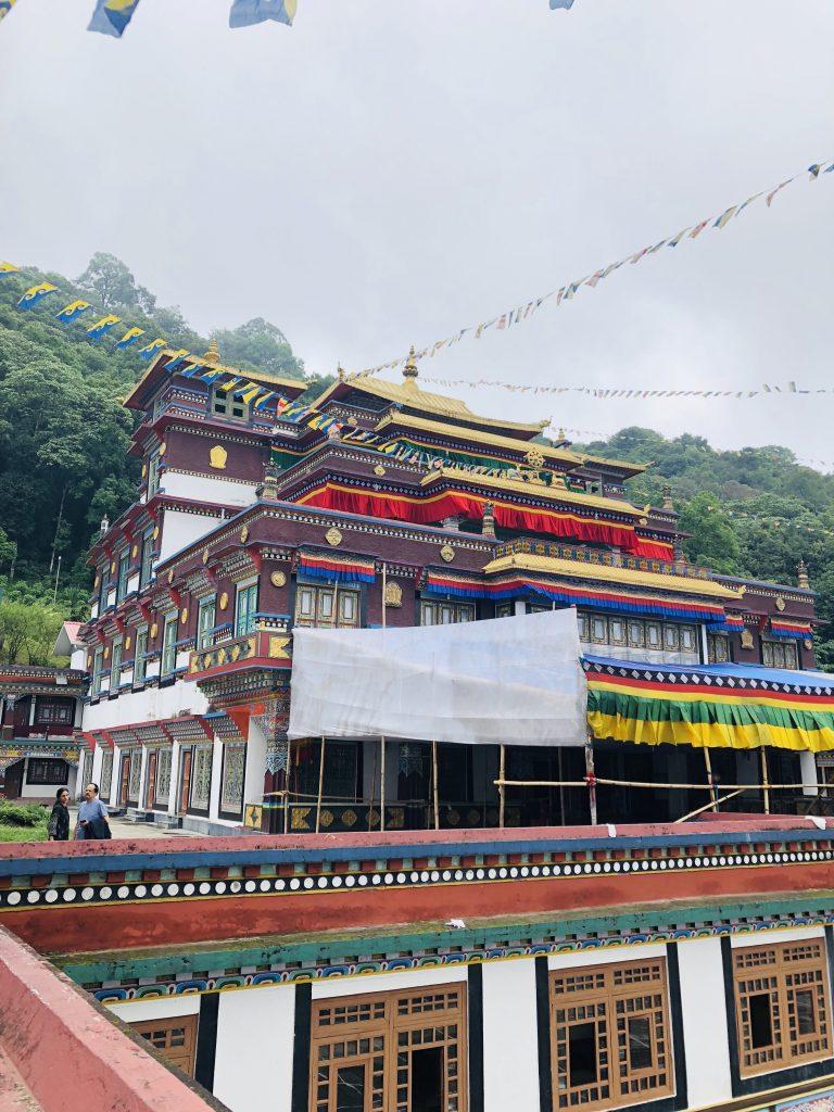 ranka monastery Gangtok: From majestic Mountains to meditative Monasteries