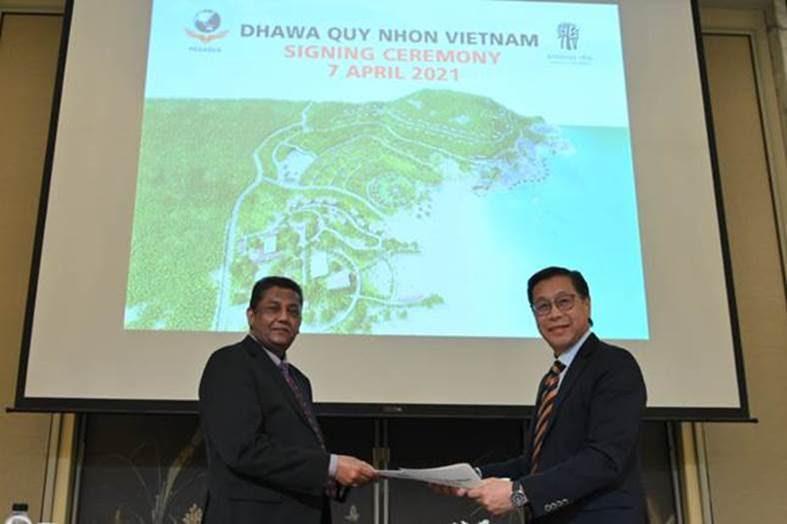 Dhawa Quy Nhon Vietnam