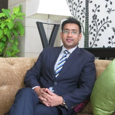 Ajit Kumar, Royal Orchid Hotel, Area General Manager