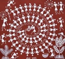 4 Discover a hidden gem - Maharashtra's tribal Warli Art