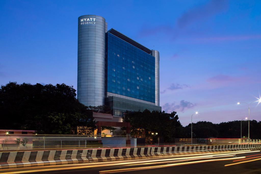Anirudh Sanjeev, Hyatt Regency Chennai