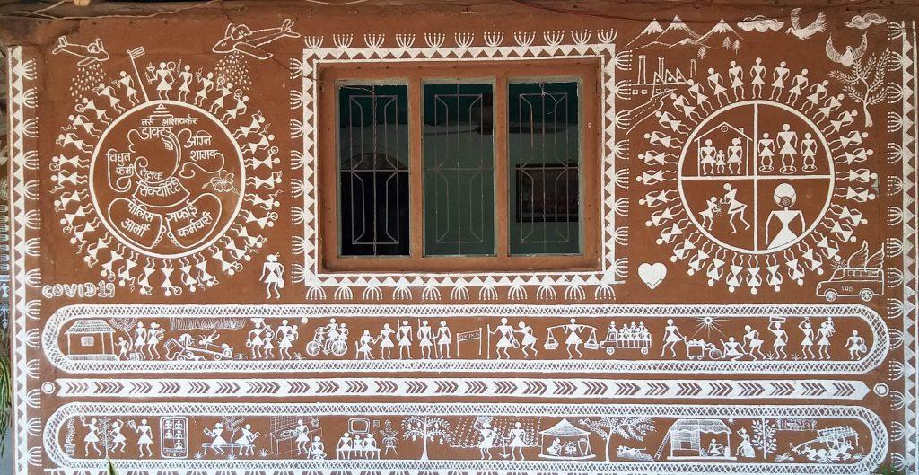 Maharashtra's tribal Warli Art