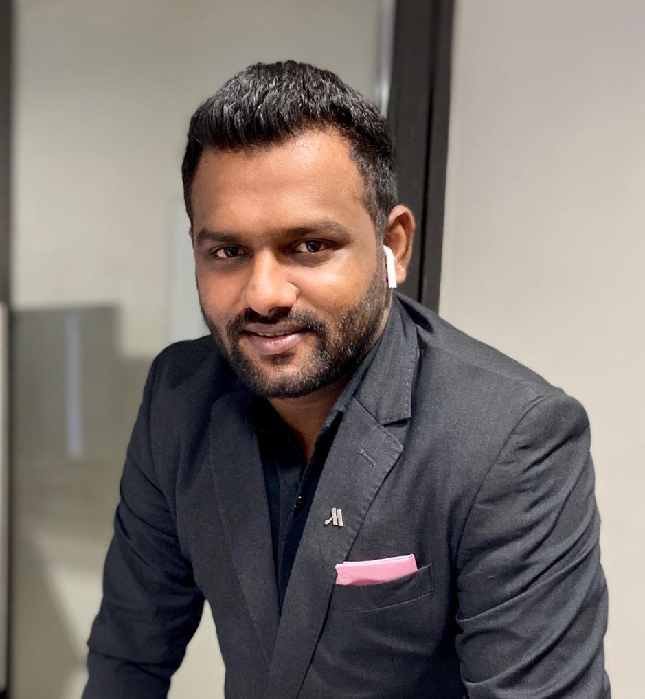 Ashok Sriram, NOMA Hotels