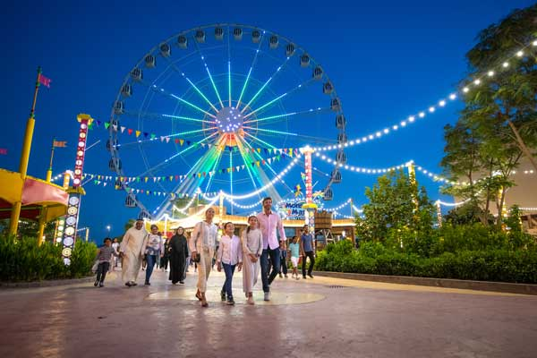 New attractions - Dubai Parks and Resorts