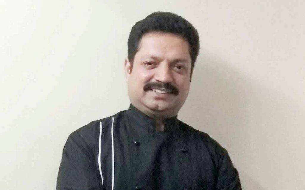 Chef 1 Favourite Chocolate Delight : Exec Chef Vishal Mehtani, Ramada Jammu City Centre