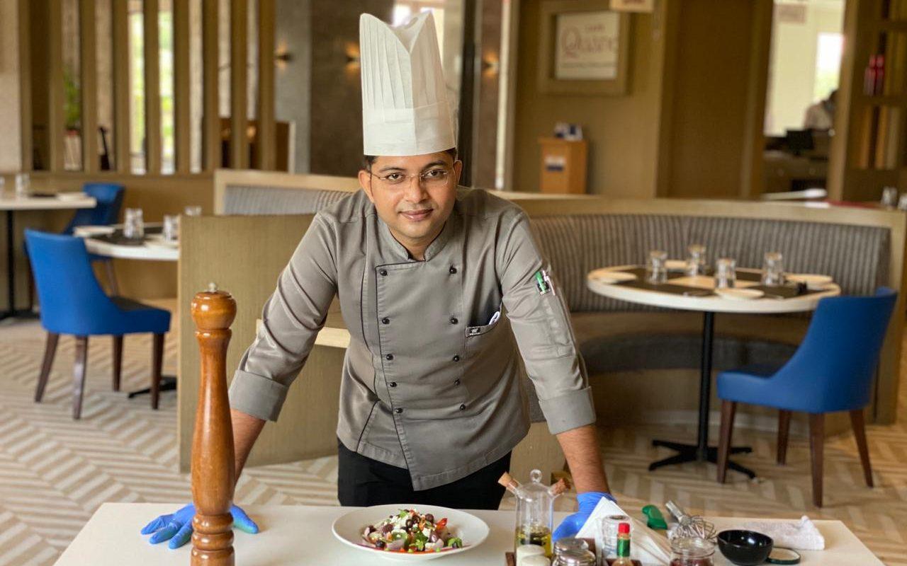 Chef Avinash Kumar edited Favourite Chocolate Delight : Exec Chef Avinash Kumar, Ramada Lucknow