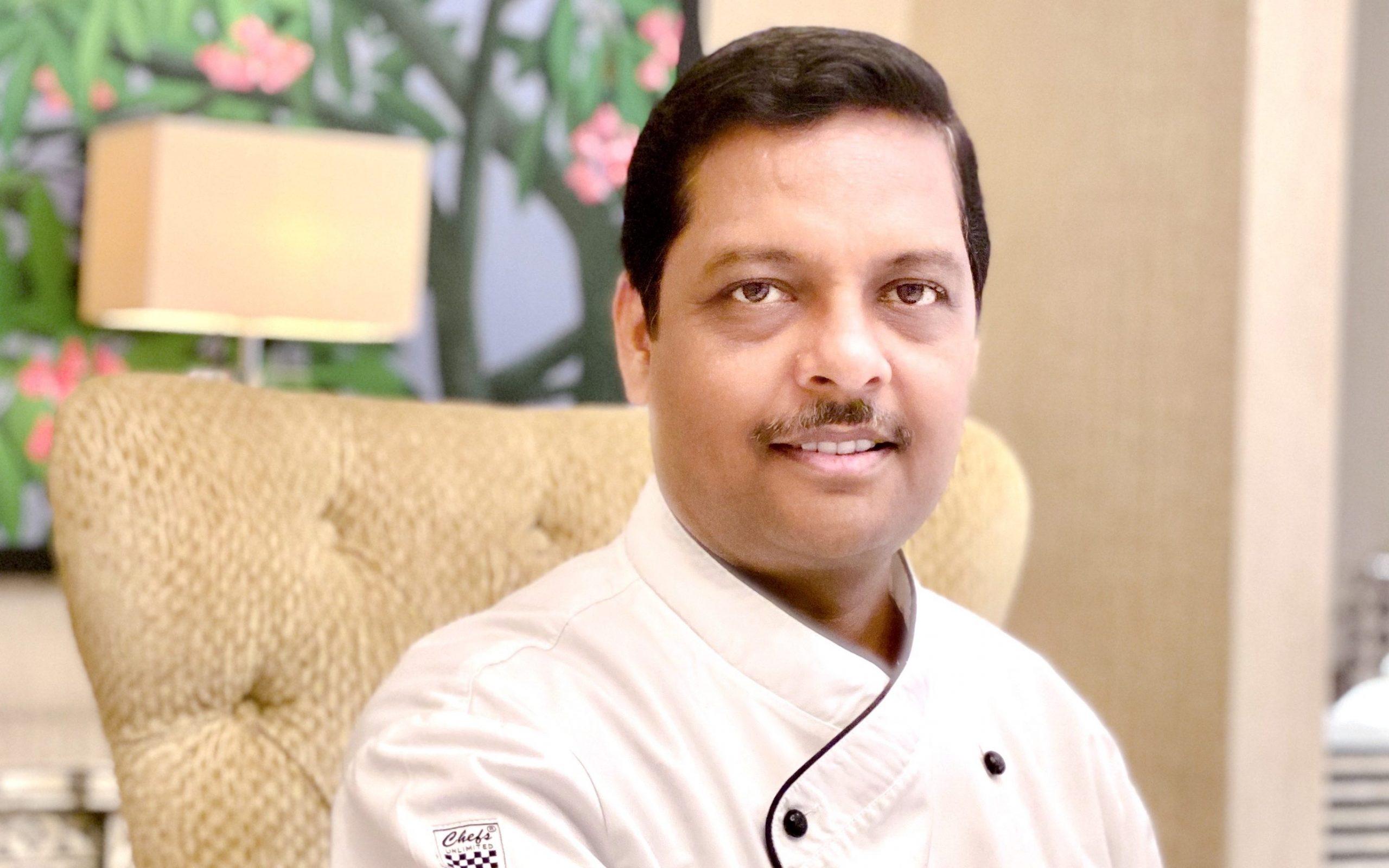 Chef Nitin Mathur 01 edited scaled Favourite Chocolate Delight : Exec Chef Nitin Mathur, Taj Santacruz, Mumbai