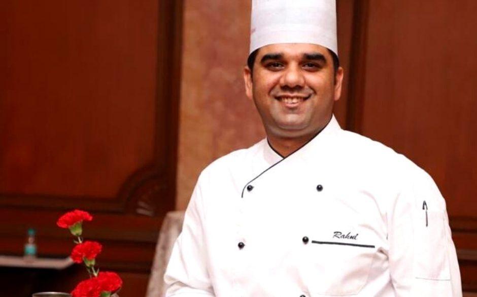 Chef Rahul Chahar Pastry Chef Vivanta New Delhi Dwarka edited Favourite Chocolate Delight : Pastry Chef Rahul Chahar, Vivanta New Delhi, Dwarka