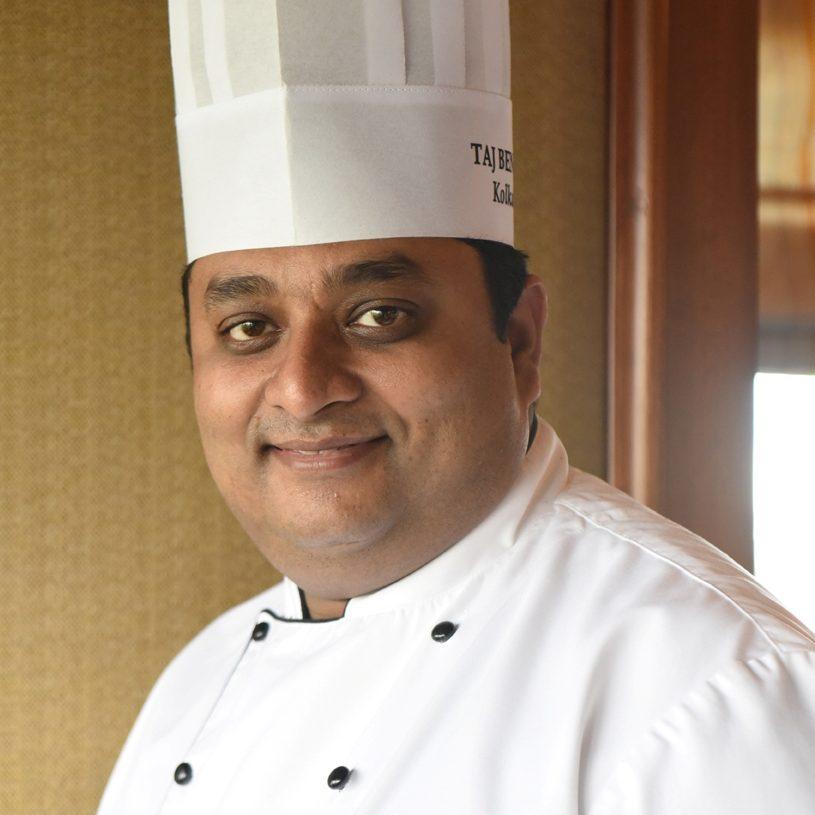 Chef Sujoy Gupta edited Favourite Chocolate Delight : Exec Chef Sujoy Gupta, Taj Bengal, Kolkata
