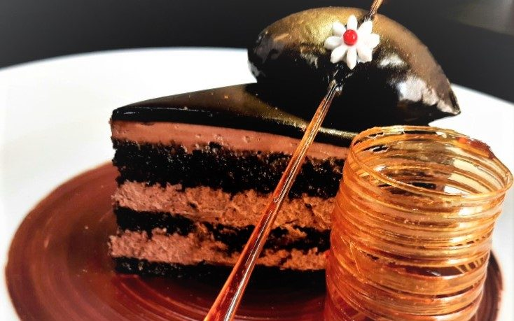 Favourite Choco Delight -  Chocolate Delight by Exec Chef Abhay Pratap, Hawthorn Suit by Wyndham Dwarka