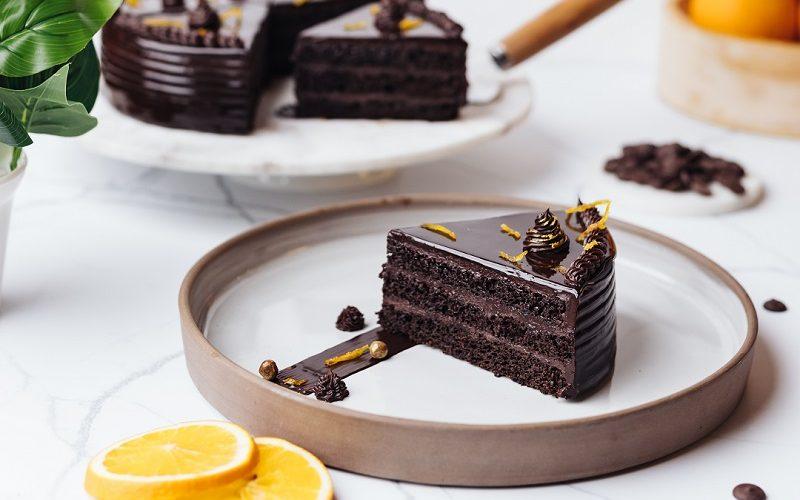 Favourite Choco Delight - Chocolate Orange Torte by Exec Chef Nitin Mathur, Taj Santacruz, Mumbai