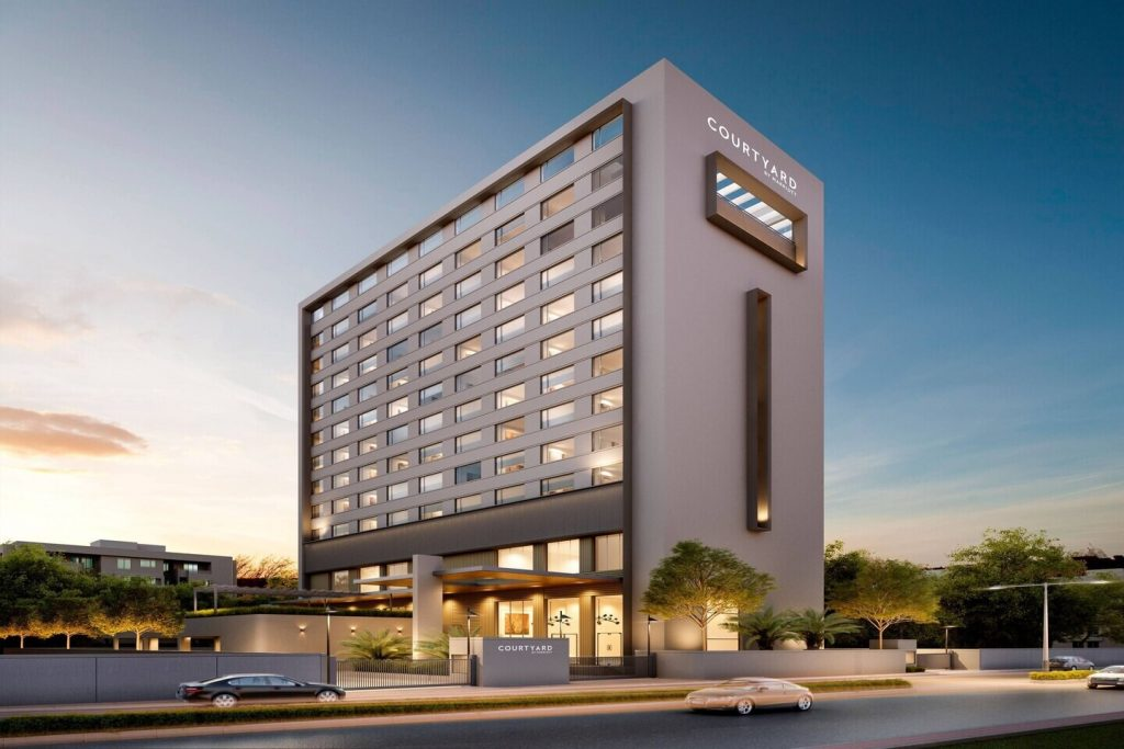 Courtyard vadodara Ashok Sriram promoted as Cluster Director Revenue Strategy at NOMA Hotels