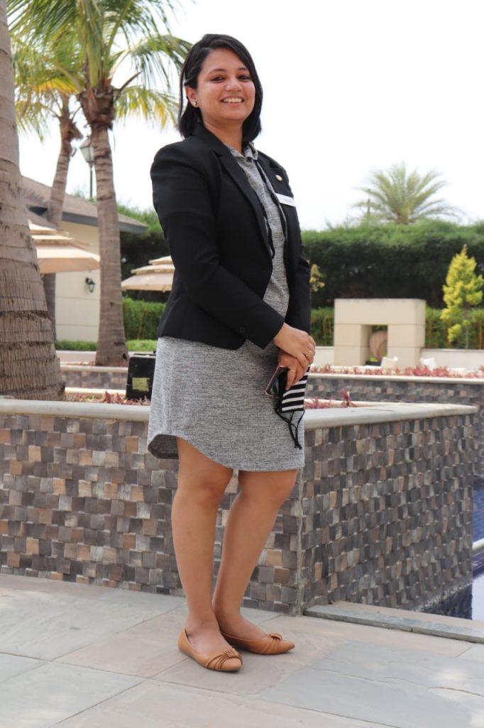 Ekta Gupta, Hyatt Regency Gurgaon, Human Resource Manager