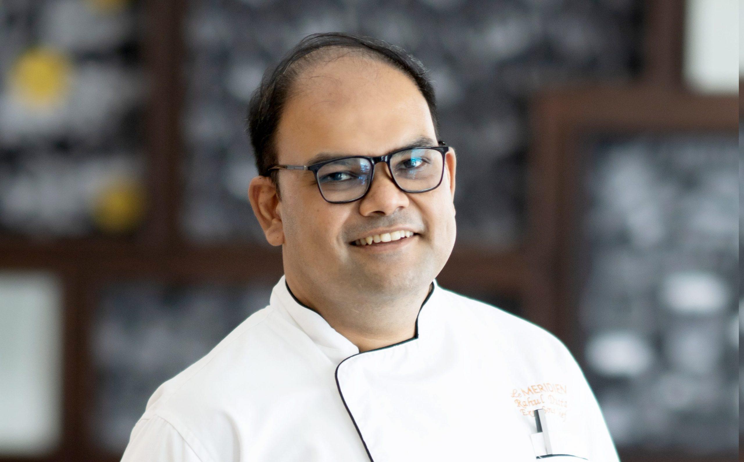 Executive Sous Chef Rahul Dutta - Le Meridien Hyderabad