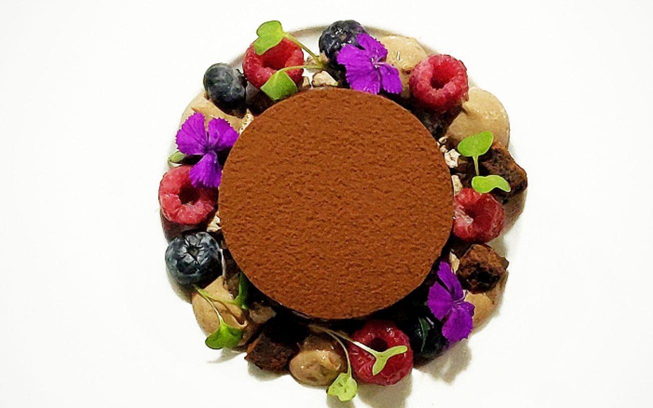 Favourite Choco Delight -  Five Textures of Chocolate by Pastry Chef Rajat Sachdeva, Sofitel Mumbai BKC
