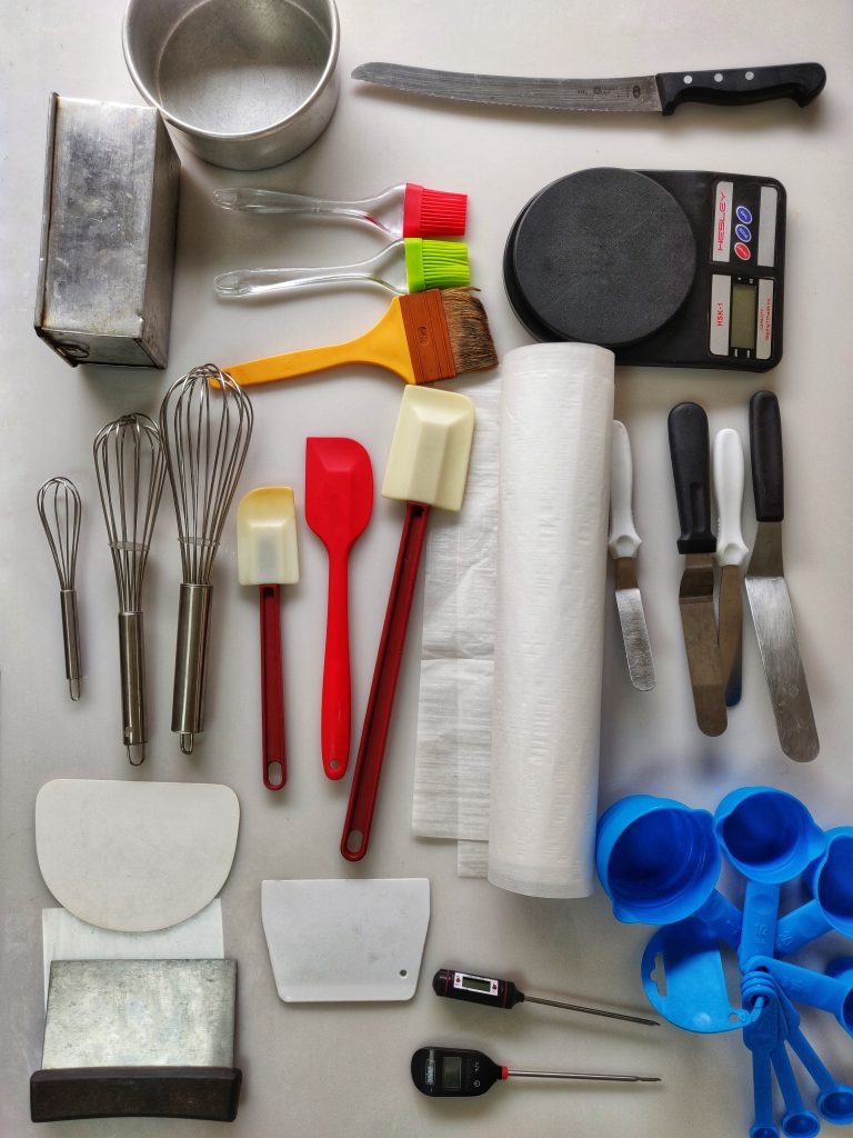 Pastry Tools Every Home Baker Should Have