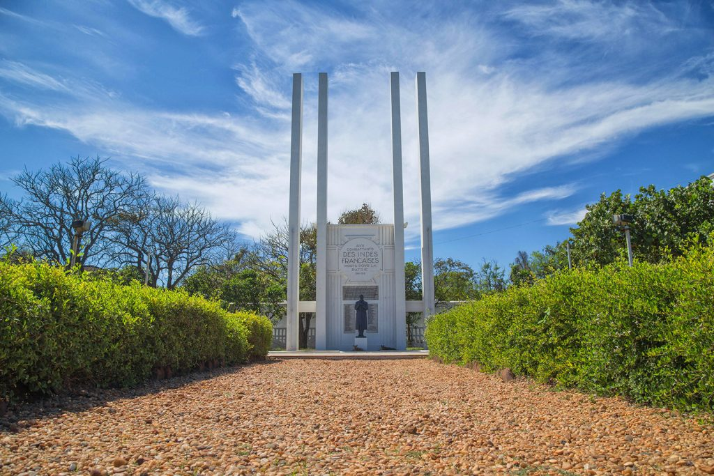 French War memorial 10 best places to visit in Pondicherry