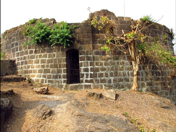 Ghodbunder Fort Discover 7 awesome lesser known forts of Mumbai