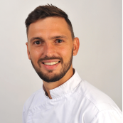 Head Pastry Chef, Malo Le Cras, Château Saint-Martin & Spa