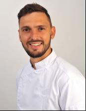 Head Pastry Chef, Malo Le Cras