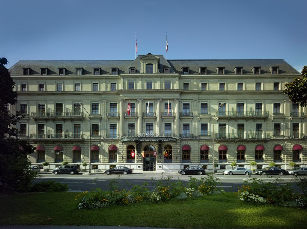 Hotel Metropole Geneve 75328798 Preferred launches Where Next? Experiences and Hotel Buy-Out campaign with the promise of travel freedom