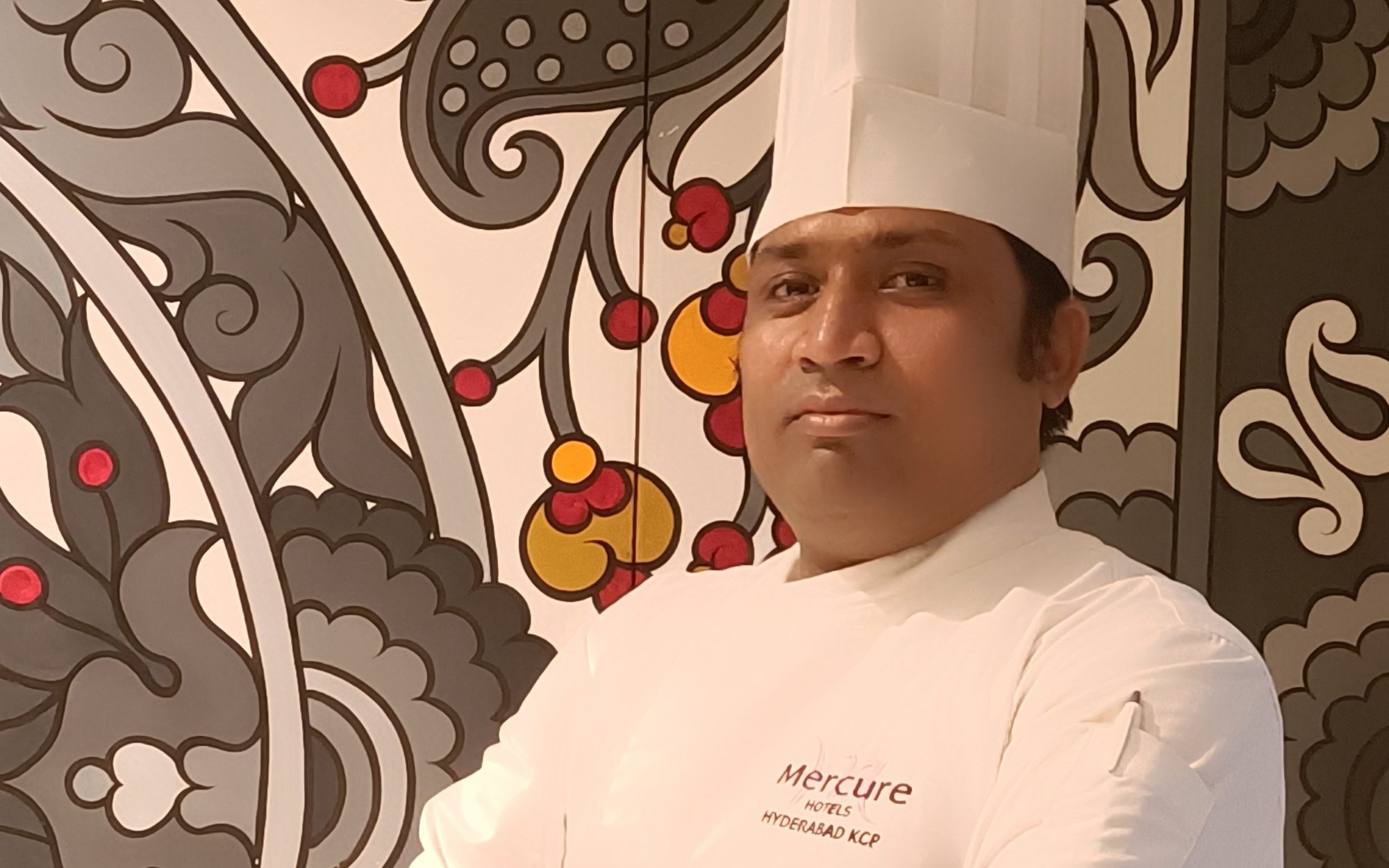 IMG20210505161212 edited Favourite Chocolate Delight : Sous Chef Ganesh Gangoni, Mercure Hyderabad KCP
