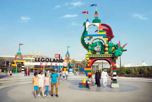 LEGOLAND® Hotel at Dubai Parks and Resorts