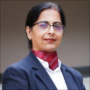 Dr Meena Sinha, Associate Professor - Management Studies, IHM Aurangabad