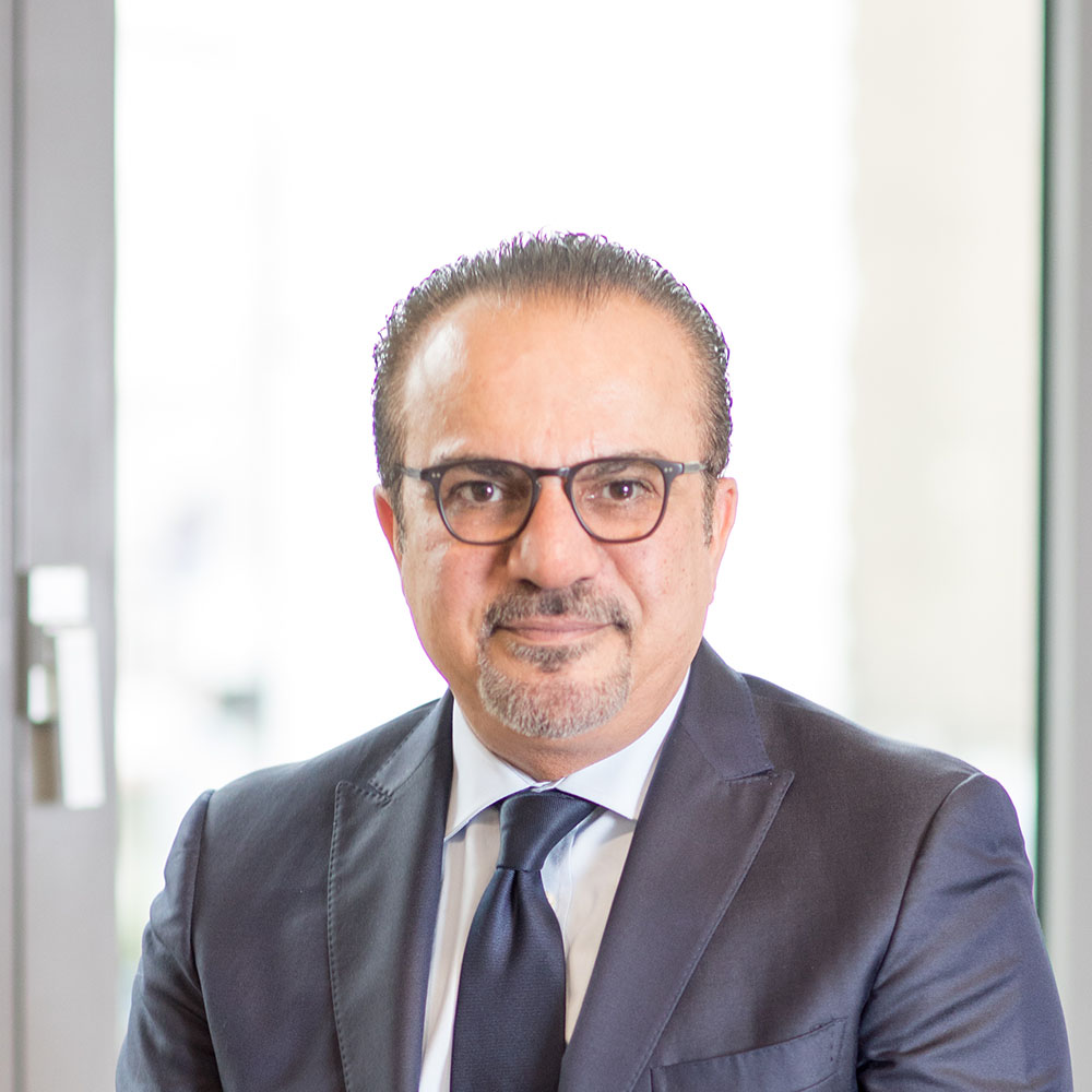 Mohammed Almarzooqi Managing Director Cheval Collection