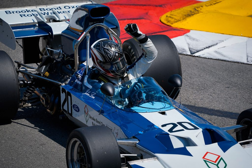 Monaco Grand Prix Historique Race 2021 1 The ultimate Monaco Grand Prix 2021 - Three Grand Prix, Three Times the Thrills