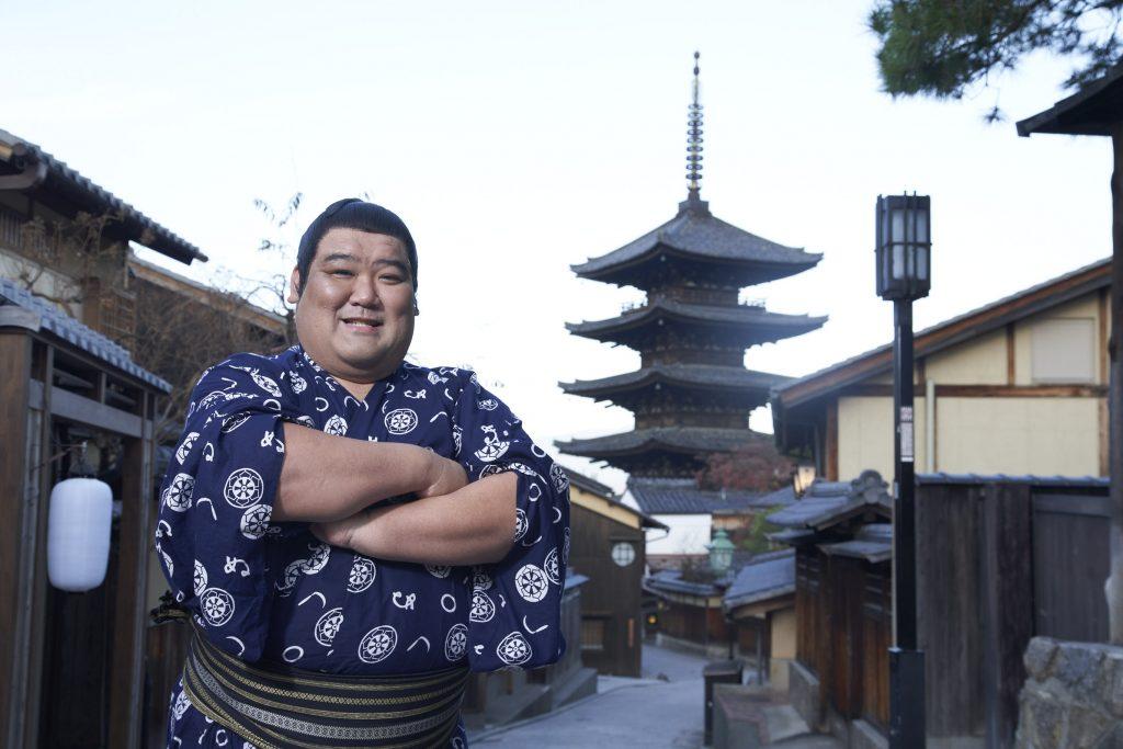 Yoshinori Tashiro in Japan - JNTO