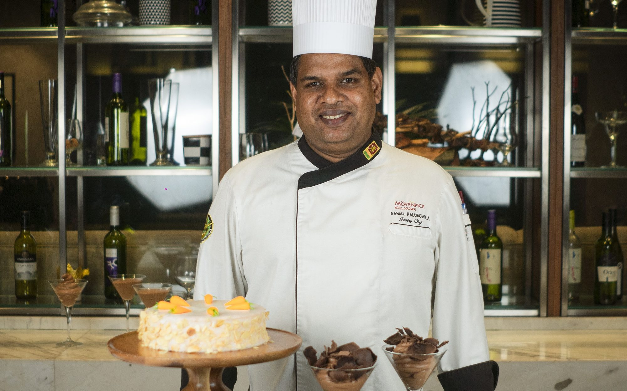Namal Kalubowila Pastry Chef Movenpick Hotel Colombo edited Favourite Chocolate Delight : Pastry Chef Namal Kalubowila, Mövenpick Hotel Colombo