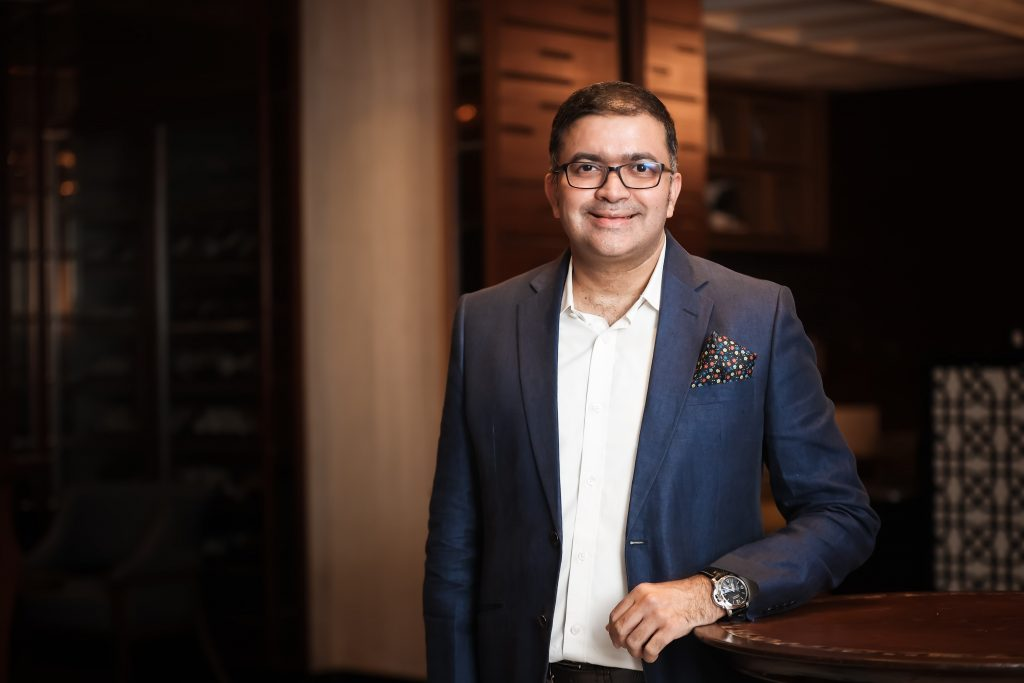 Parthip Thyagarajan, CEO of WeddingSutra.com