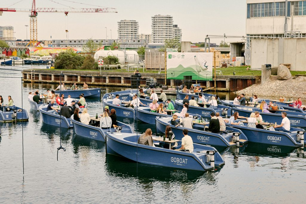Goboat Floating Venue - Sebastian Vistisen Toft