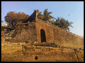 Riwa Fort Discover 7 awesome lesser known forts of Mumbai