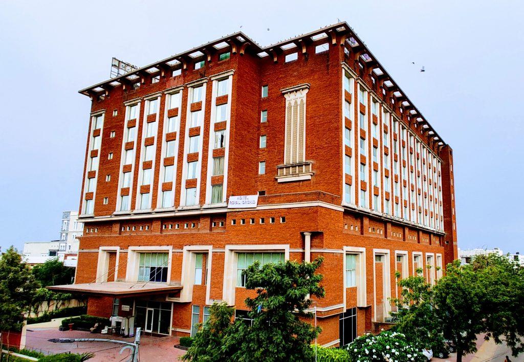Atul Sharma, Hotel Royal Orchid Jaipur