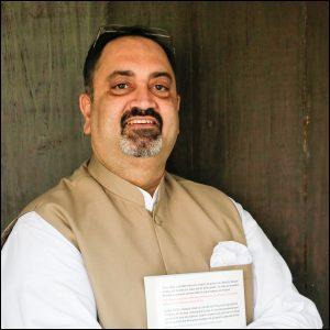 Rushad Kavina, Dean - Undergraduate Studies, IHM Aurangabad