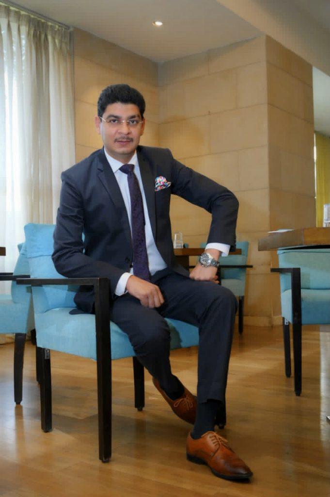 Sandeep Kumar Rajput, Royal Orchid, Regenta Hotels