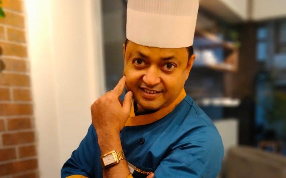 Sanjib Chef Pic edited Favourite Chocolate Delight : Exec Chef Sanjib Chitrakar, The Fern Denzong Hotel & Spa, Gangtok