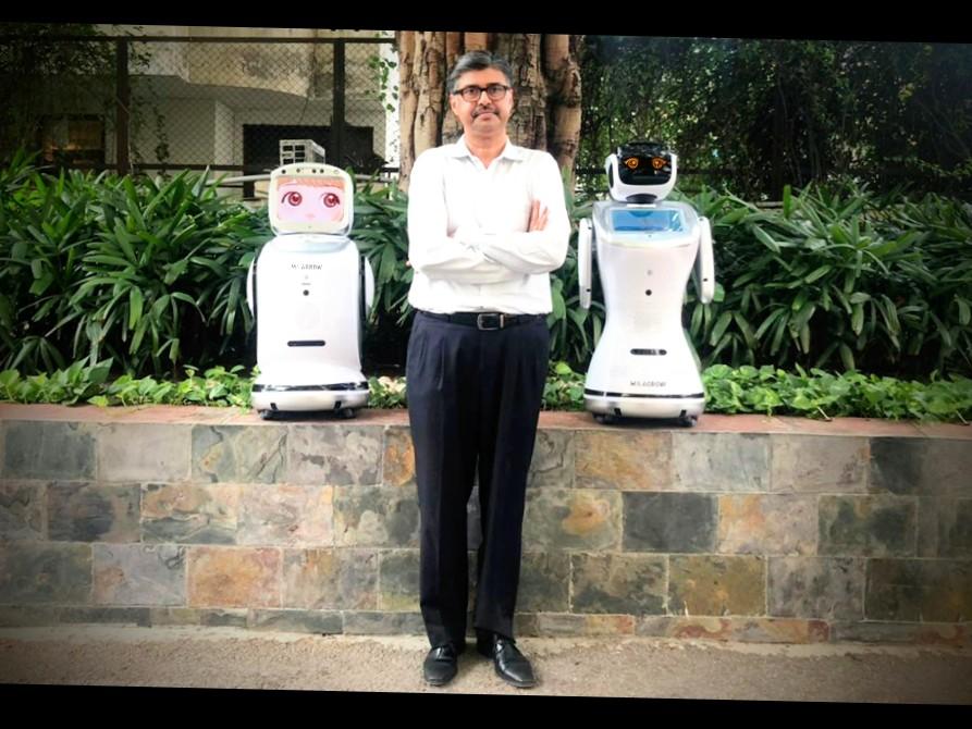 Screenshot 20200716 222431 Engineering magic for Milagrow HumanTech Robots
