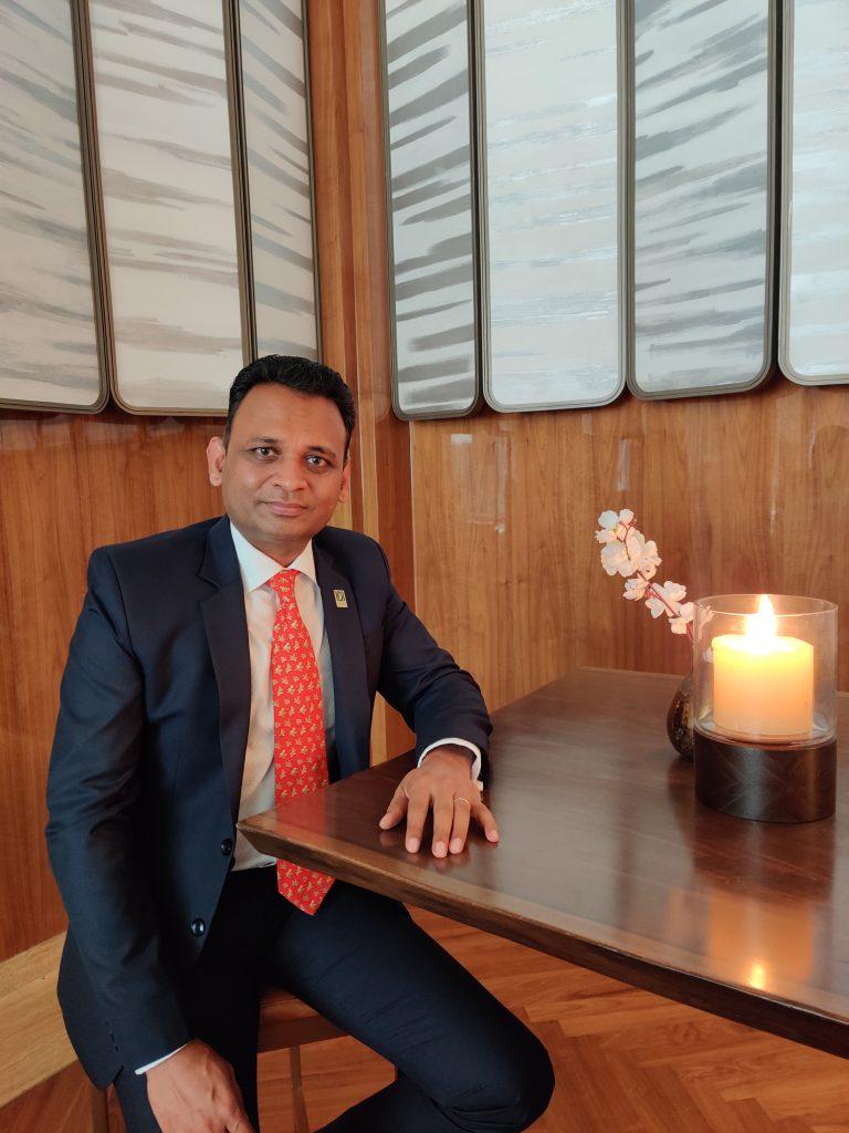 Vinesh Gupta, General Manager, The Den Bengaluru