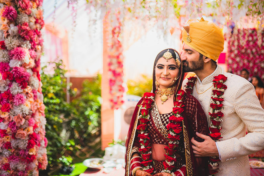 Vows and Tales Parthip Thyagarajan: The big, fat, happy weddings will be back - in 2 or 3 years time
