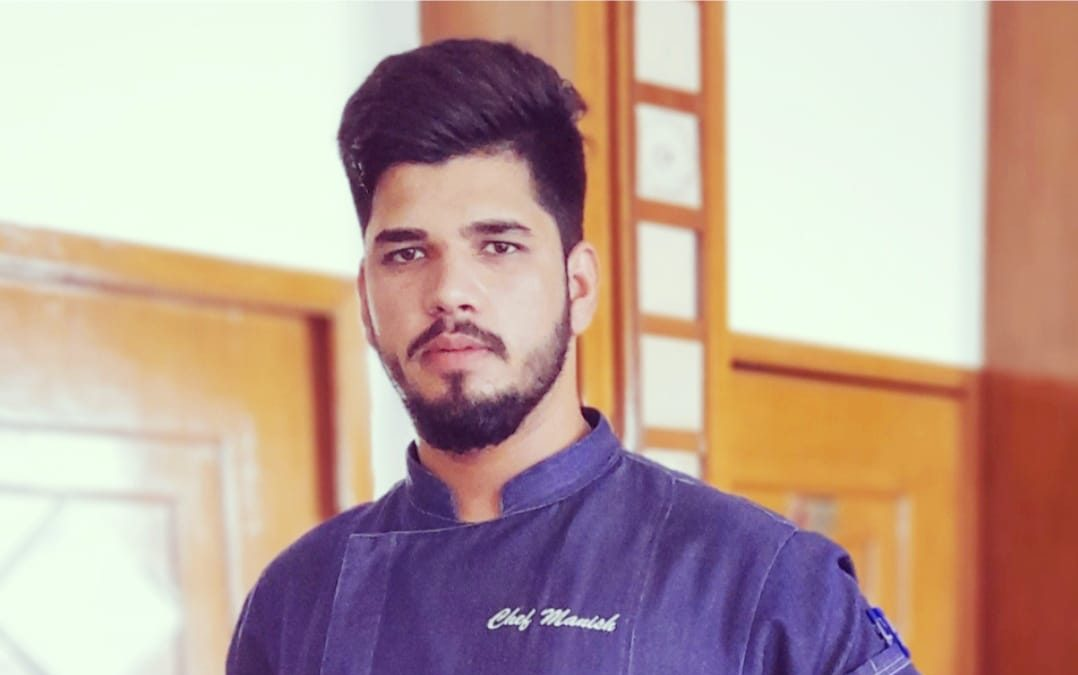 chef 2 edited Favourite Chocolate Delight : Sous Chef Manish Singh, The Ummed Ahmedabad