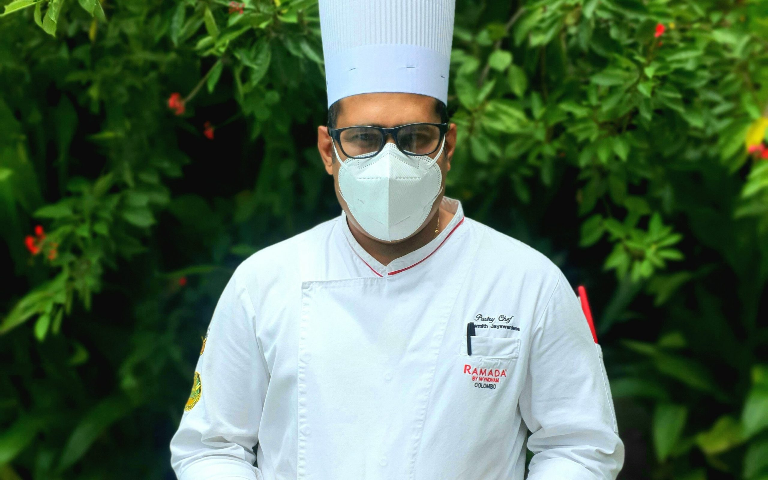 chef 3 edited scaled Favourite Chocolate Delight : Chef Dewmith Jayawardena , Ramada by Wyndham Colombo