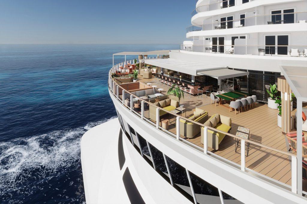 norwegianprima indulgefoodhall aft deck rendering Norwegian Cruise Line unveils Norwegian Prima with sensational 2022-23 itineraries