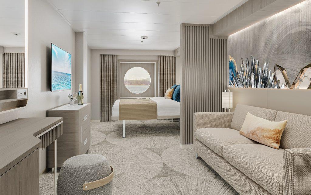 norwegianprima oceanviewwithpicturewindow rendering Norwegian Cruise Line unveils Norwegian Prima with sensational 2022-23 itineraries
