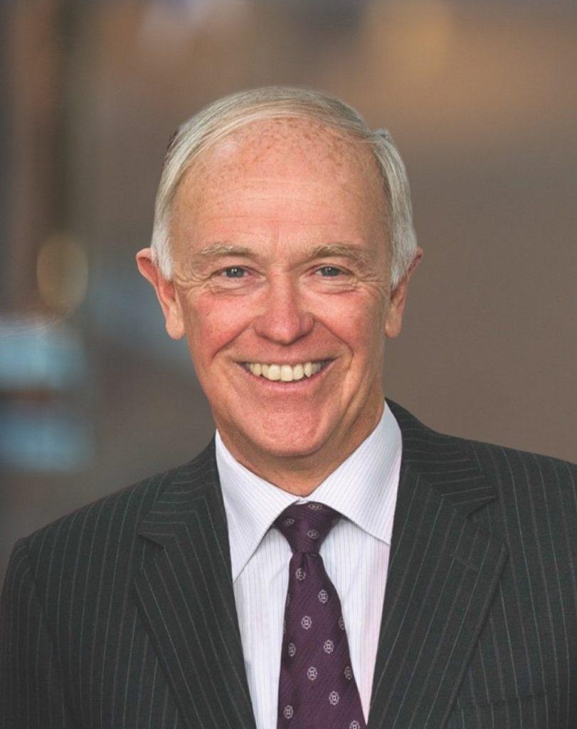 Emirates' President Sir Tim Clark