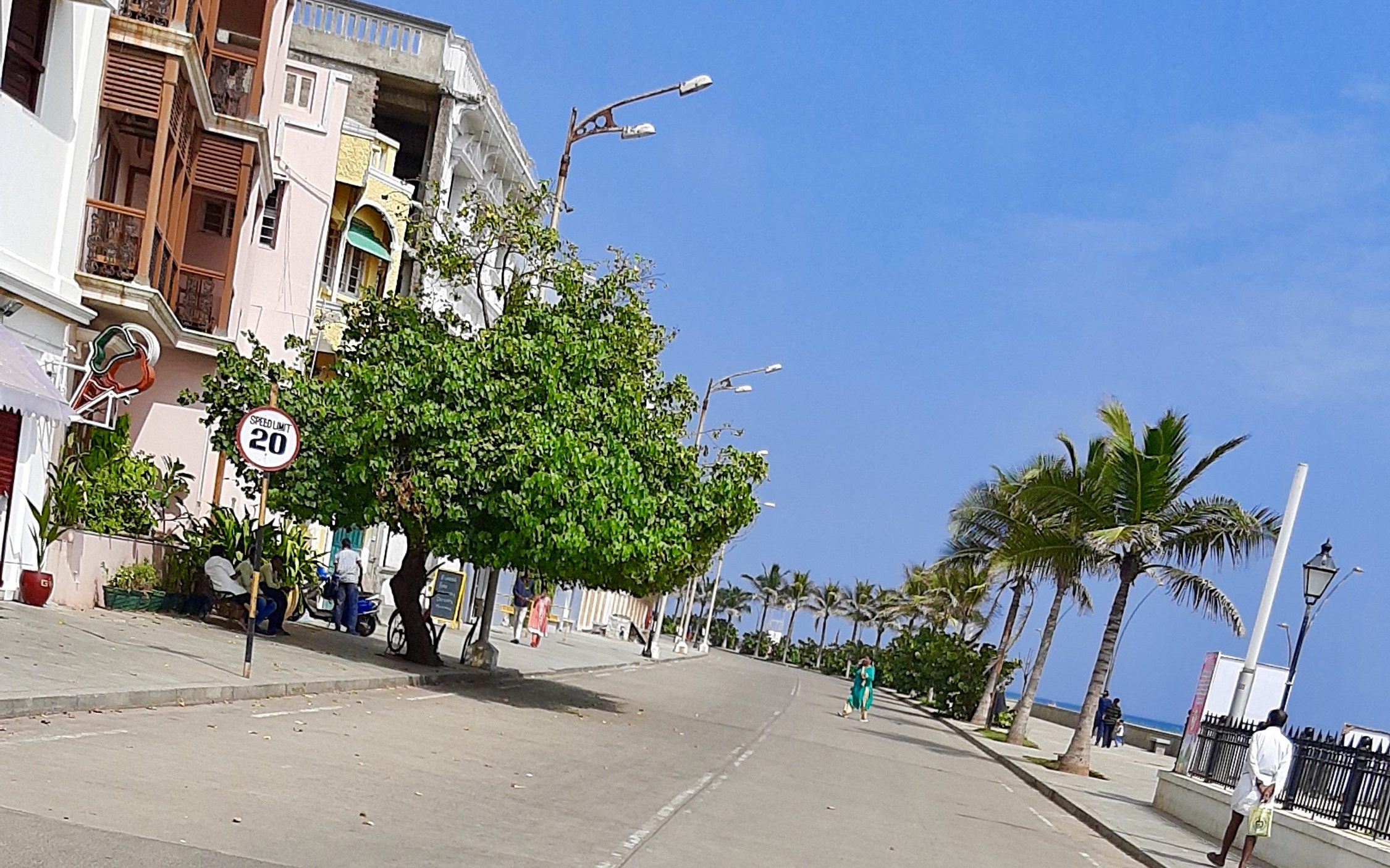 white town promenade edited 10 best places to visit in Pondicherry