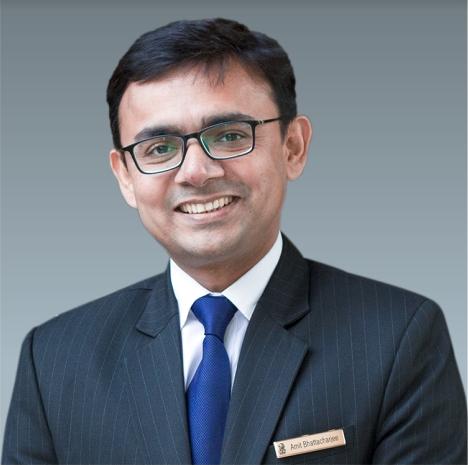 Amit Bhattacharjee, Leela Bhartiya City Bengaluru