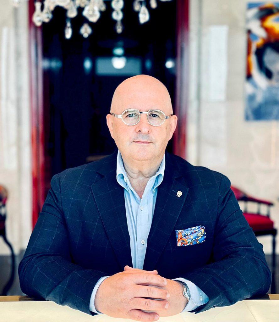 Aurelio Giraudo, Cluster General Manager, Banyan Tree Doha and La Cigale Hotel
